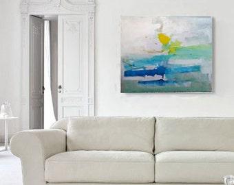 Original abstract acrylic painting, Large wall art canvas, Modern Art Abstract Painting, Acrylic painting on Canvas, Original art work,