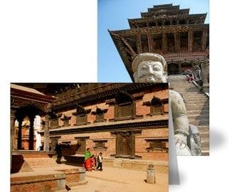 Nepal Greeting Cards (Single)