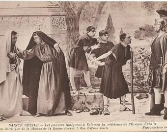 Sainte Cécile - Paris , France,  circa 1915 Unused Postcard