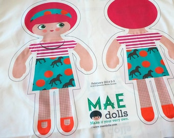 MAE Style 3 Doll Pattern Kit (Special Limited Edition)