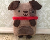 Amigurumi Knit Puppy Pattern