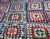 Cotton Patchwork Queen Size Blanket