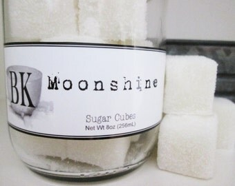 MOONSHINE Sugar Scrub ... Black Kettle