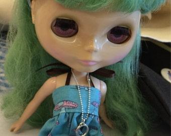 Blythe doll necklace