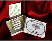 Your Choice Natural Perfume Sample Singles, All-Natural Botanical Handmade Scents