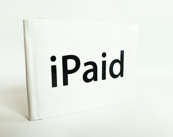 iPaid Duct Tape Wallet - by jDUCT