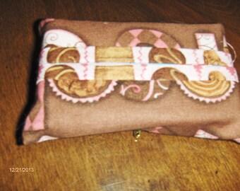 Tissue packet case