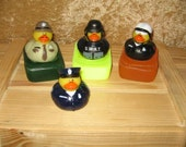 Rubber Ducky Police Soap