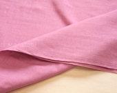 Japanese Fabric - Kobayashi solid double gauze - pink - 50cm