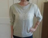 70s Vintage cute Sweater