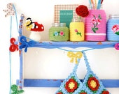 Let's Play with Color Cute CROCHET and KNIT Goods 3 - Japanese Craft Book MM