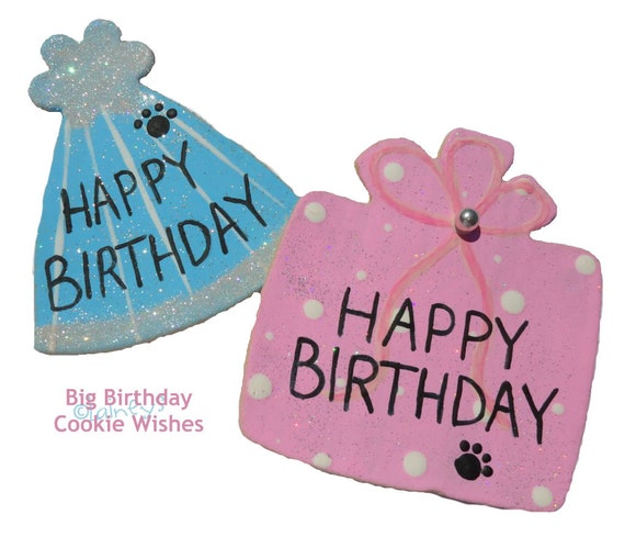 Big Birthday Cookie Wishes By Laineyspawtique On Etsy