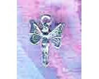 An Adorable Fairy Charm Sterling Silver Jewelry FAY052