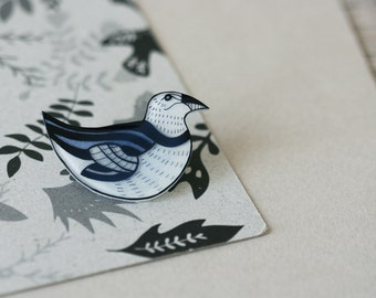Extinct Birds - Great Auk - Pin