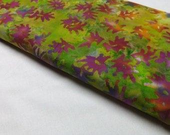 Quilting Batik, Sewing Batik, Batik, Quilt Batik, Quilting Fabric, Fabric For Quilting, Green Batik, Sewing, Waxed Splat, Funky Hippy Fabric
