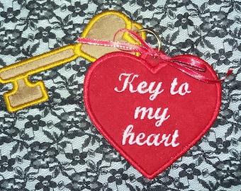 Sweetest Valentine--Key to My Heart