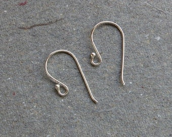 Sterling Silver Earwires Ball End Earwires 10 Pairs