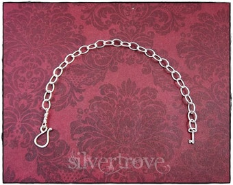 Sterling Silver Extender for SilverTrove Necklaces