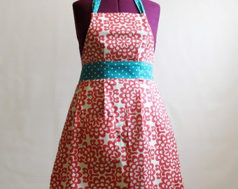CUSTOM Classic Adjustable Full Apron - Made to Order