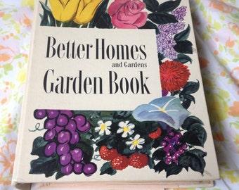 BHG Garden Book 1950s