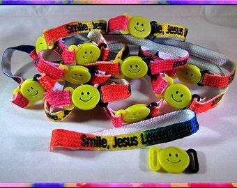 Jesus Loves Me Bracelet Kits - Makes 144 Bracelets