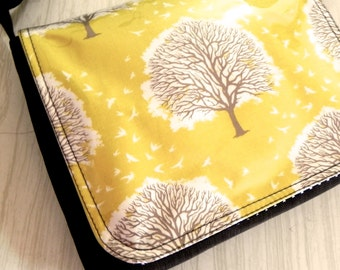 Trees satchel by missy mao mao on etsy