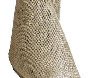 "18"" wide x 10 yards long -  Loose Weave Burlap Roll"
