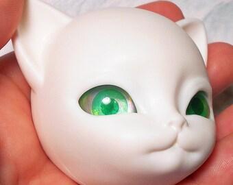 Doll eyes 16mm AD FireGlow color GreenMonochrome