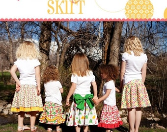 Addie Jo Skirt Sewing Pattern
