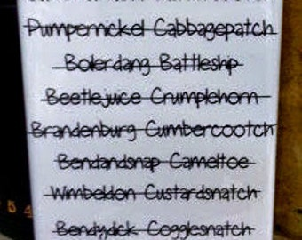 Funny Benedict Cumberbatch refrigerator magnet Sherlock