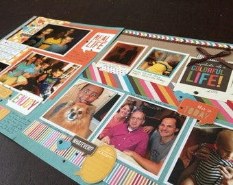 Scrapbooker for Hire Personalized scrapbook best gift for women