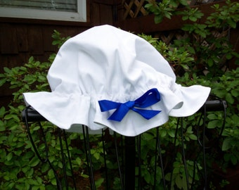 Mob cap / Pioneer Sleep cap  for Girls   Made to order ONLY(PLEASE see lead time inside of ad)