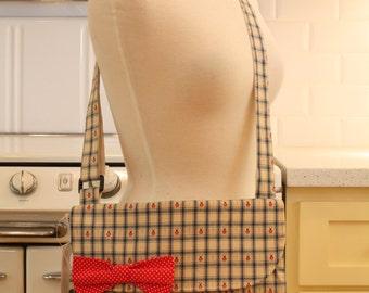 Messenger Bag Ladybugs Cross Body Bag Purse