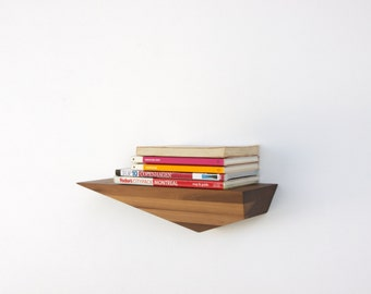 Peliship Floating Shelves - Walnut Medium
