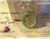 Handmade Resin component charm