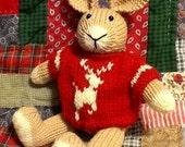 Kris, Handknit Holidays A Wooly Rabbit