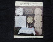 Award Winning Designs In Hardanger Embroidery 1992 Book