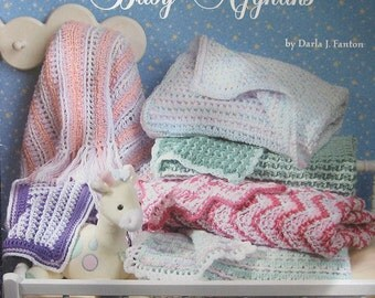 Reversible Baby Afghans Crochet Pattern Book