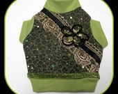 Dog Clothing Steampunk To Order Cheetah Tank Shirt