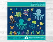 Under The Sea Clipart / N...