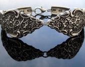 Spoon Bracelet Silver Renaissance