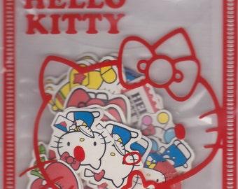 Sanrio Hello Kitty Die Cut Sticker Sack