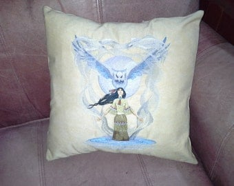 Native American Indian Squaw pillowslip