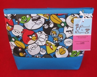 Angry Birds Child Toiletry Bag