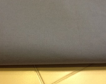 Blue Cotton Fabric by the Yard Heavy Weight Yardage -  66 inches wide