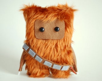 Star Wars Chewbacca Plush Fur.15cm