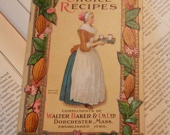 CHOCOLATE and COCOA RECIPES - 50 Percent Off - Hand Made Candy Recipes - 1914