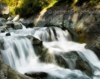 Cascade - Virgental, East Tyrol (Austria) - Photography