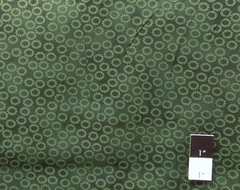 Kona Bay KORA-07 Korakeun Basic Evergreen Cotton Fabric 1 Yd