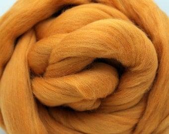 4 oz. Merino Wool Top Citrus - SHIPS FREE